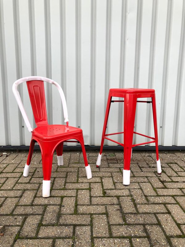 Red Torlix chairs for sale