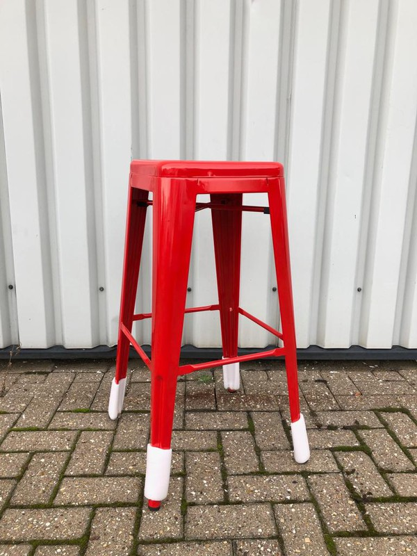 Red Torlix stools for sale
