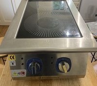 Two Ring Professional Electrolux Induction Hob East Brabourne,
