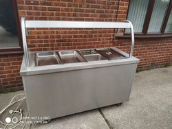 Commercial carvery units