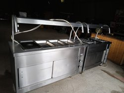 Matching pair carvery units