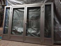 Aluminium Doors And Frame