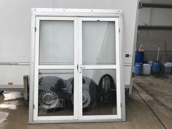 1.85m wide White Debut Door