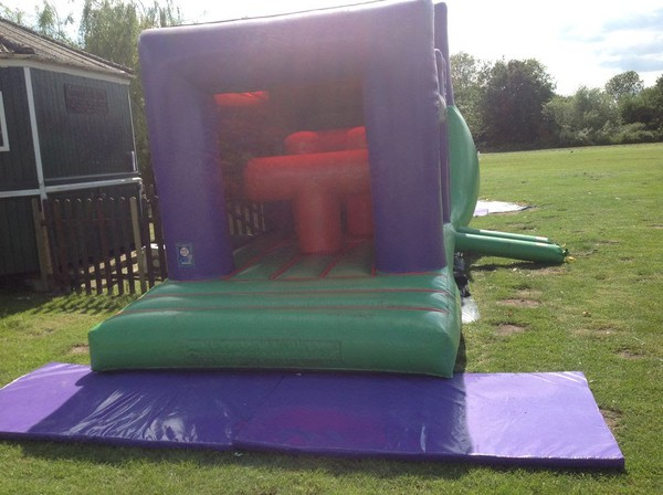 Bouncy Castle Obstacle Course For Sale Essex