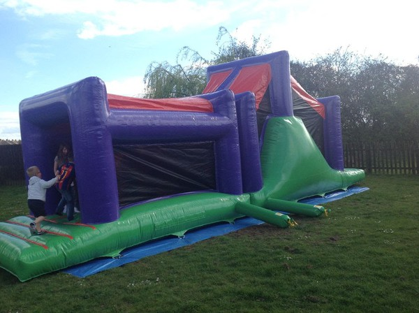 Second Hand Bouncy Castle