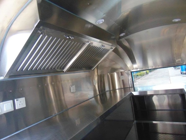 Burger Trailer For Sale