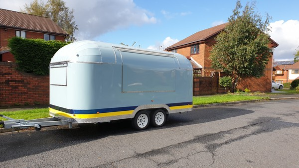 Selling Airstream Catering Trailer