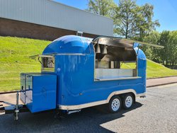 Airstream Catering Trailers