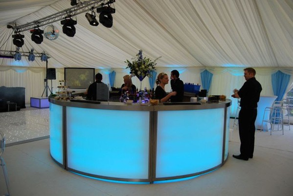 Circular LED Bar For Sale