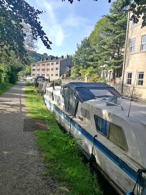 narrow boat project sheffied