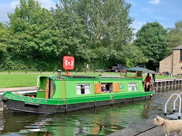 38ft Narrowboat for sale south yorkshire