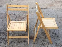 Beechwood Folding Chairs For Sale Somerset