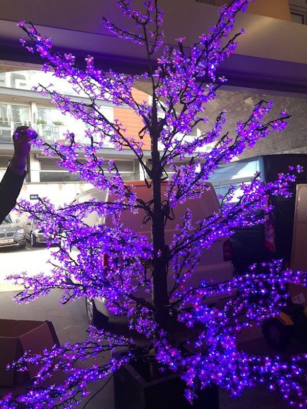 3M LED Cherry Trees