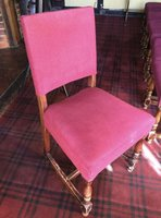Red Catering/Dining Chairs - Goudhurst, Kent