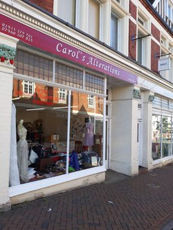 Carol's Alterations Welingborough
