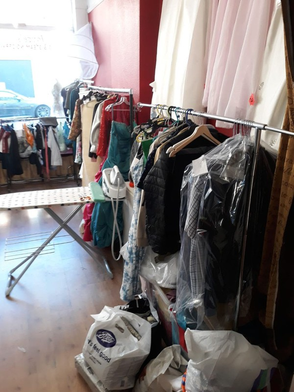Clothes Alterations business for sale