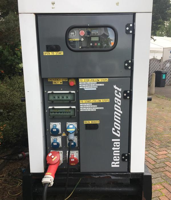 90kva generator for sale