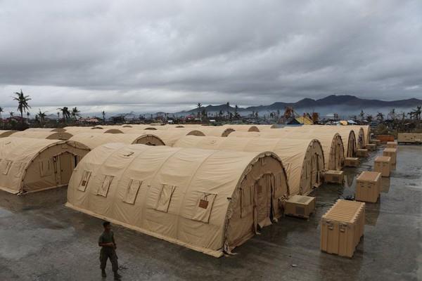 Alaska Structures Military Shelter