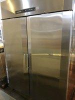 Precision Upright Double Door Storage Freezer
