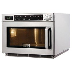Buffalo GK640 1850W Commercial Microwave - West Midlands