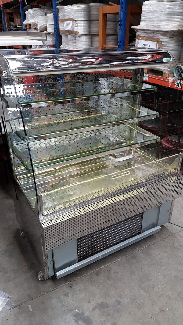 Frost-Tech Display Fridge for sale