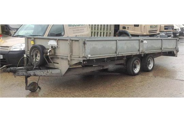 Used 16ft trailer for sale
