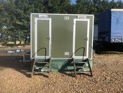 Luxury 1+1 Recirculating Toilet Unit