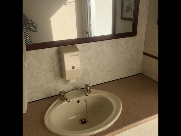 Buy Used Luxury 1+1 Recirculating Toilet Unit