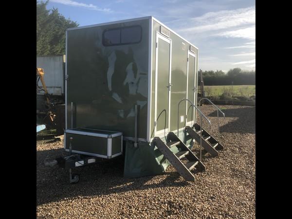 Selling Luxury 1+1 Recirculating Toilet Unit