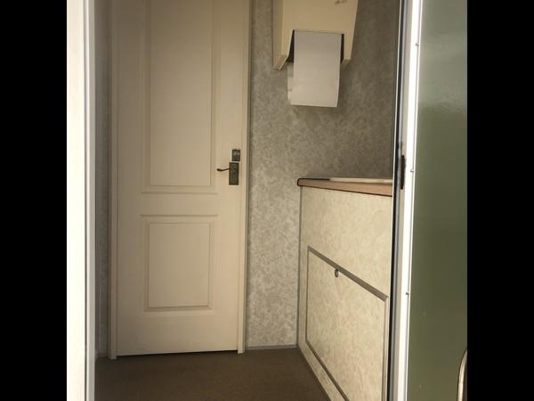 Used Luxury 1+1 Recirculating Toilet Unit