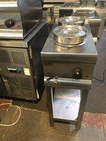 Lincat BS3W Electric 2 Pot Wet Bain Marie