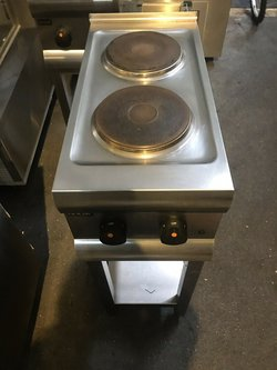 Lincat HT3 Electric 2 Hob Boiling Hot Plate Cooker with Stand