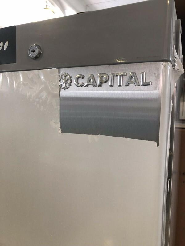 Capital Single Door Slimline Freezer