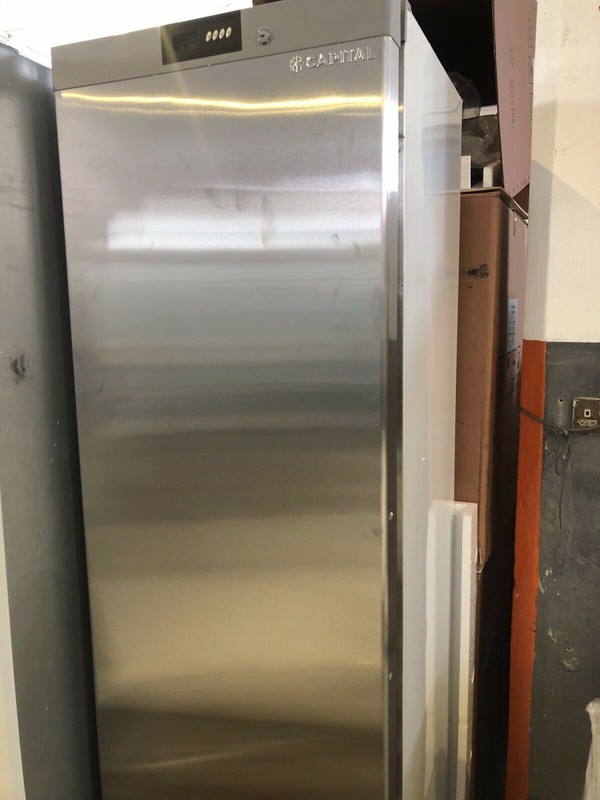 New Capital Single Door Slimline Freezer