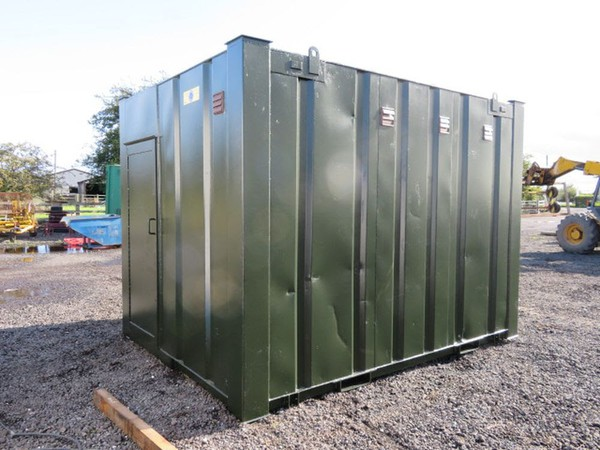 Campsite toilet block for sale