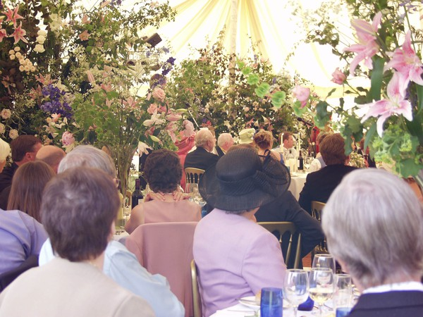 Large wedding marquee for sale