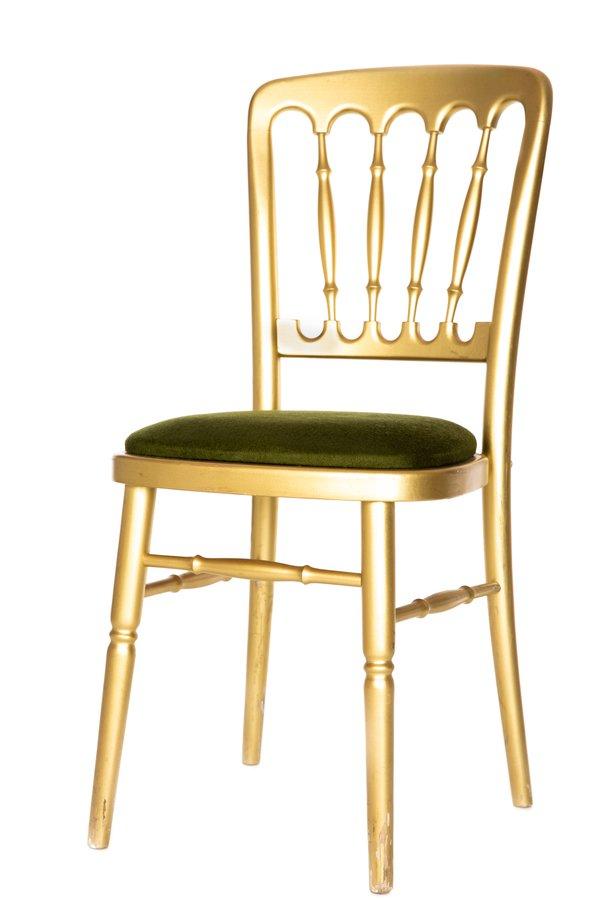 Gold Cheltenham Banqueting Chairs