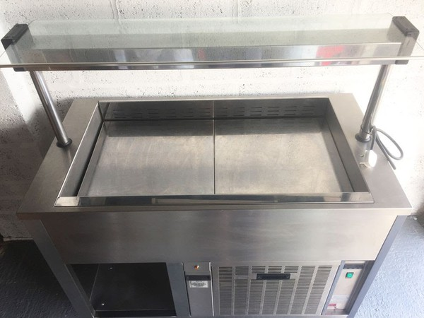 Buy Used Moffat Chilled Display Unit Carvery Display Fridge