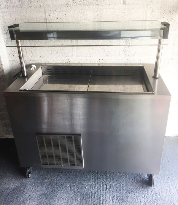 Moffat Chilled Display Unit Carvery Display Fridge