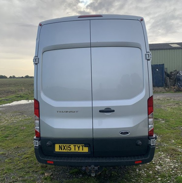 Ford Transit 2.2 tdci van for sale