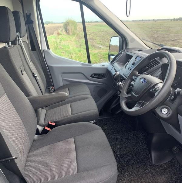 Used Ford Transit 2.2 tdci van