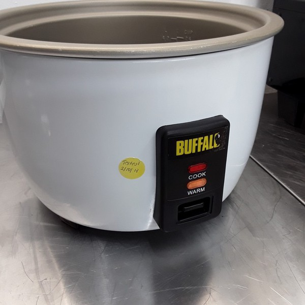 Used Buffalo CN324 Rice Cooker 4L