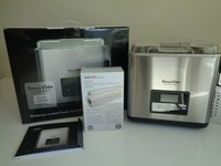 SousVide Supreme Touch Water Oven 11L Plus Accessories - Brand New - Harrogate, North Yorkshire