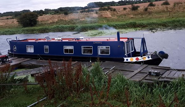 51FT Narrowboat for sale