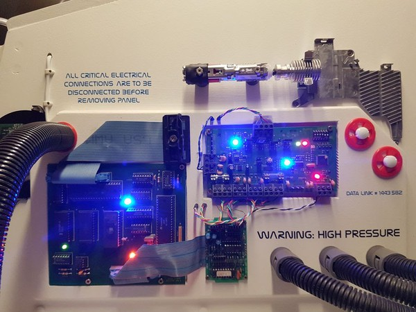 Space prop / control panel