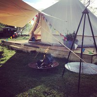 2x 6m Bell Tents For Sale Somerset