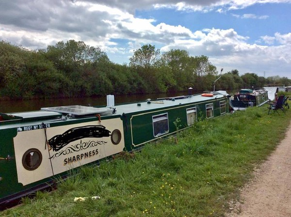 53ft Narrowboat Rambler Live Aboard - Gloucester