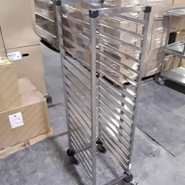 Second hand Gastro trolley for sale