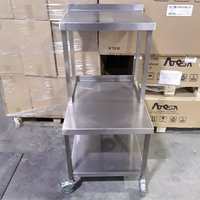 Used Stainless Steel Stand (9975) Bridgwater, Somerset