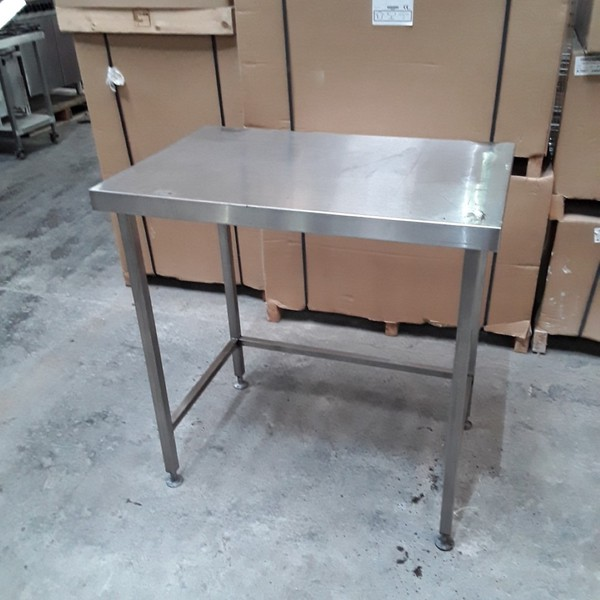 Used Stainless Steel Table (9993)